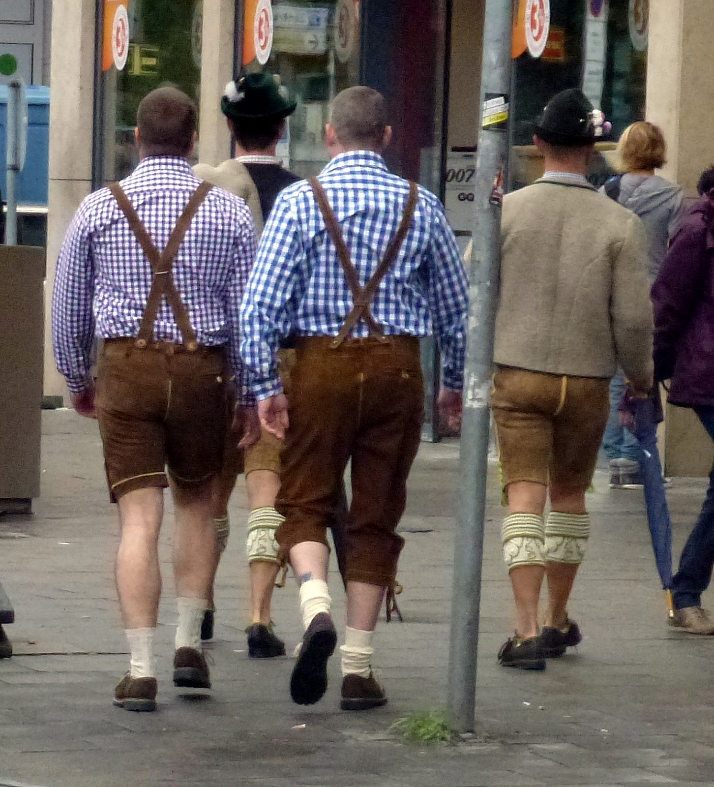 How To Survive Oktoberfest In Germany