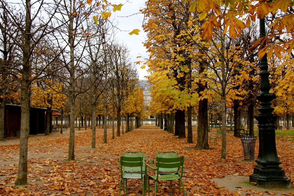 Next Stop: Paris, France
