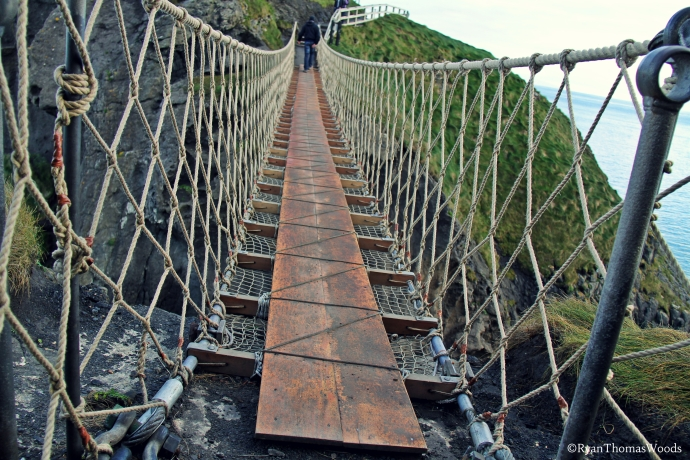 Carrick-A-Rope Bridge, Northern Ireland
